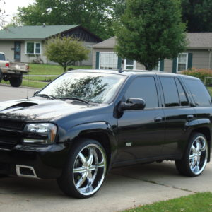 CHEVROLET TRAILBLAZER 2002-2009