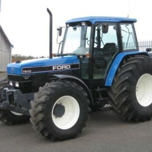 Ford 5640 / 6640 / 7740 / 7840 / 8240 / 8340