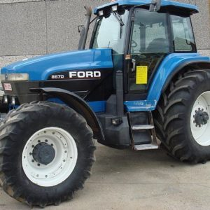 Ford 8670 / 8770 / 8870 / 8970