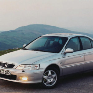 HONDA ACCORD 4D седан 1998-2002