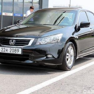 HONDA ACCORD VIII 4D седан / 5D универсал 2008-2013