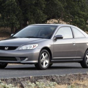 HONDA CIVIC купе 2001-2005