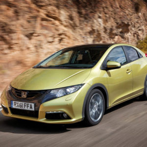 HONDA CIVIC 2012-2016