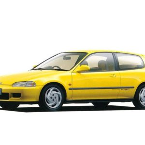 HONDA CIVIC 3D хэтчбек 1991-1996