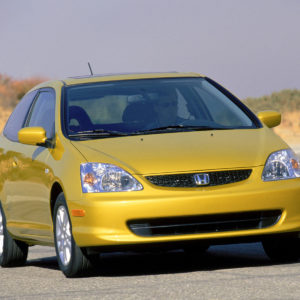 HONDA CIVIC 3D хэтчбек 2001-2005
