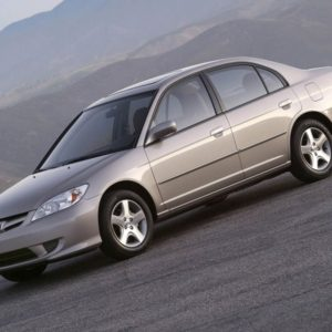 HONDA CIVIC 4D седан 2001-2005