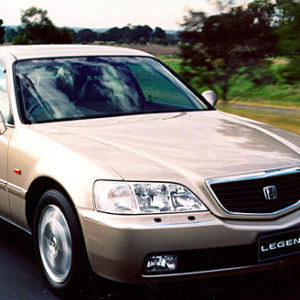 HONDA LEGEND 4D седан 1996-2001