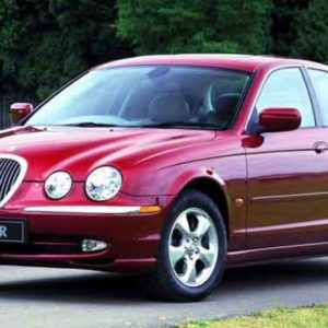 JAGUAR S TYPE 1999-2002
