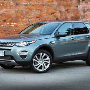 LAND ROVER DISCOVERY SPORT 2015-