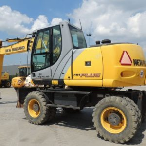 New Holland MH2.6 / MH3.6 / MH4.6 MH PLUS с 2005