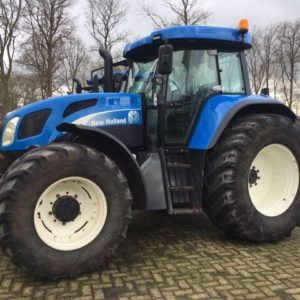 New Holland T7510 / 7520 / 7530 / 7540 / 7550