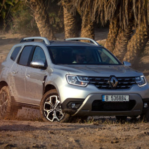 RENAULT DUSTER 2019-