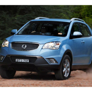 SSANGYONG ACTYON 2011-