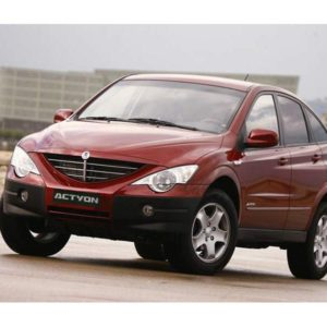 SSANGYONG ACTYON LHD 2006-2015